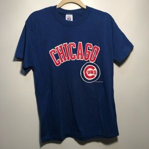 Chicago Cubs Logo 7 Vintage 1988 MLB Baseball